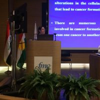Participation in International Conference on Health and Medical Sciences